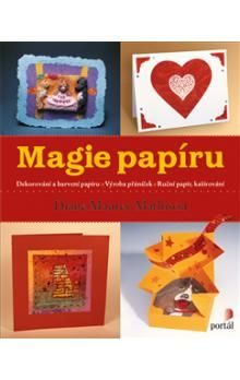 Diane Maurer-Mathison: Magie papíru cena od 270 Kč
