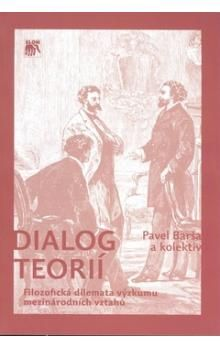 Pavel Barša: Dialog teorií cena od 96 Kč