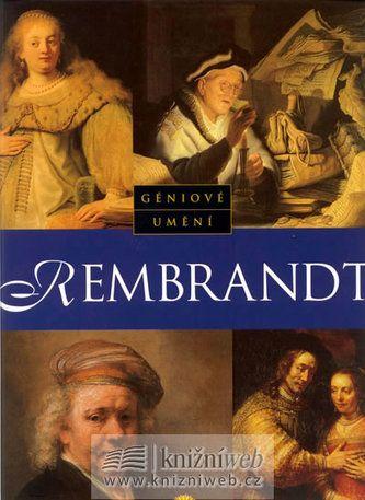 Géniové umění - Rembrandt cena od 154 Kč