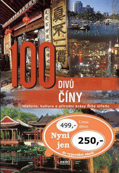 100 divů Číny cena od 249 Kč