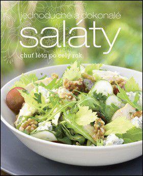 Paul Stevan: Jednoduché a dokonalé saláty - Chuť léta po celý rok cena od 218 Kč
