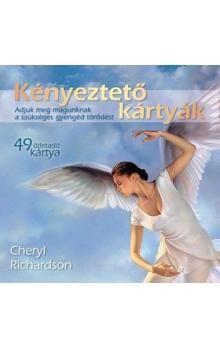 Cheryl Richardsonová: Kényeztetö kártyák cena od 172 Kč