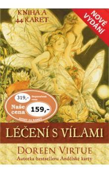 Doreen Virtue: Léčení s vílami cena od 242 Kč