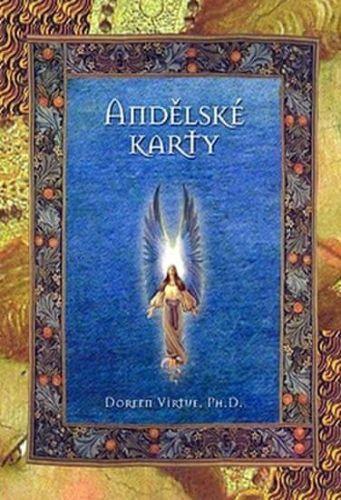 Doreen Virtue: Andělské karty cena od 242 Kč