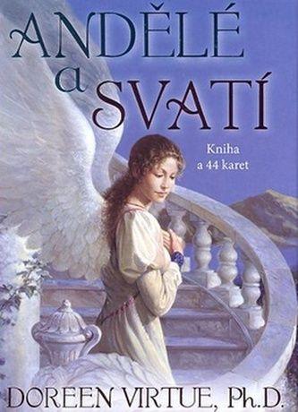 Doreen Virtue: Andělé a svatí cena od 305 Kč