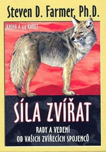 Steven Framer, Erich Nesmith: Síla zvířat cena od 124 Kč