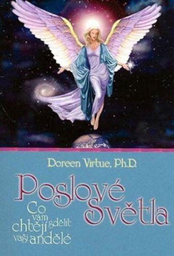 Doreen Virtue: Poslové světla cena od 235 Kč