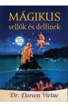 Doreen Virtue: Magikus sellok es delfin cena od 286 Kč