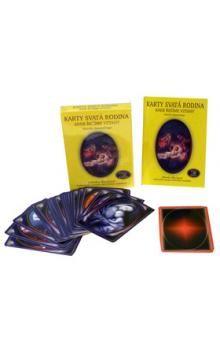 Zdenka Blechová: Karty Svatá rodina aneb řešíme vztahy (kniha + 28 karet) cena od 349 Kč