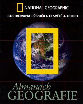 Almanach geografie cena od 896 Kč