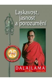 Jeho svatost Dalajlama XIV.: Laskavost, jasnost a porozumění cena od 208 Kč