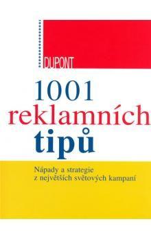 Luc Dupont: 1001 reklamních tipů - Luc Dupont cena od 207 Kč