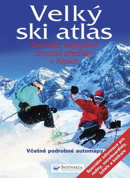 Velký ski atlas cena od 663 Kč