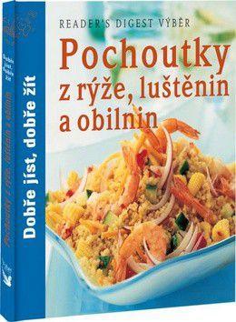 Pochoutky z rýže, luštěnin a obilovin cena od 192 Kč