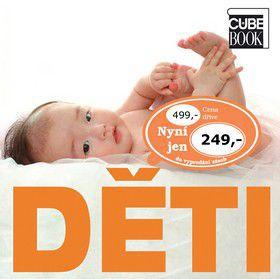Kolektiv: Děti - Cube book cena od 29 Kč