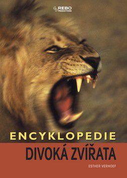 Esther Verhoef-Verhallen: Divoká zvířata : encyklopedie cena od 0 Kč