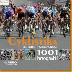 Cyklistika 1001 fotografií cena od 79 Kč