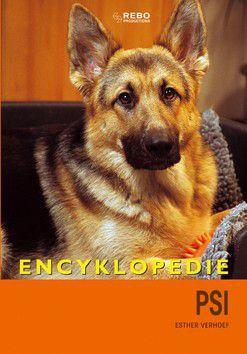 Esther Verhoef: Encyklopedie psi cena od 149 Kč