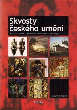 Luigi Contadino: Skvosty českého umění cena od 203 Kč