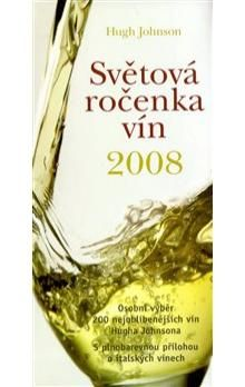 Hugh Johnson: Světová ročenka vín 2008 cena od 238 Kč