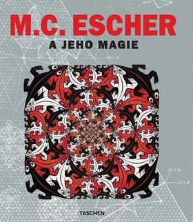 M.C.Escher a jeho magie cena od 688 Kč