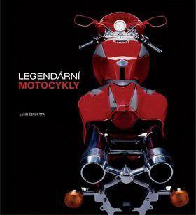 Luigi Corbetta: Legendární motocykly cena od 743 Kč