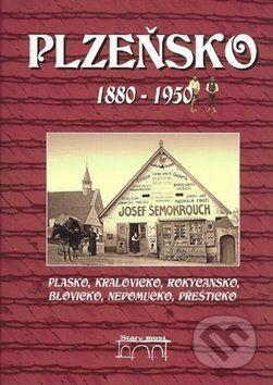 Karel Foud: Plzeňsko 1880 - 1950 cena od 215 Kč