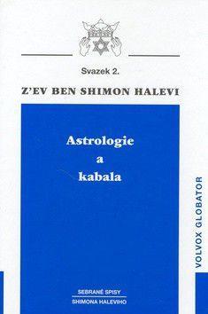 Halevi Zev Ben Shimon: Astrologie a kabala cena od 187 Kč