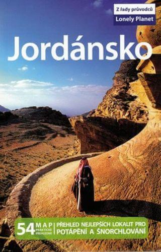 Bradley Mayhew: Jordánsko cena od 320 Kč