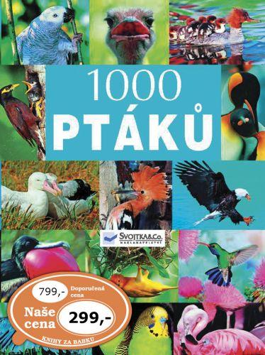 1000 ptáků cena od 279 Kč
