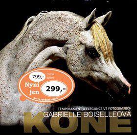 Gabrielle Boiselle: Koně cena od 715 Kč
