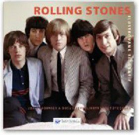 Jane Benn: Rolling Stones – ilustrovaná biografie cena od 149 Kč