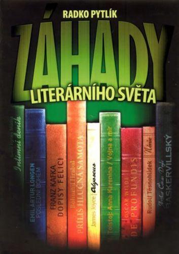 Radko Pytlík: Záhady literárního světa cena od 39 Kč