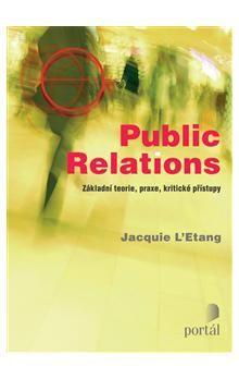 Jacquie L'Etang: Public Relations cena od 413 Kč