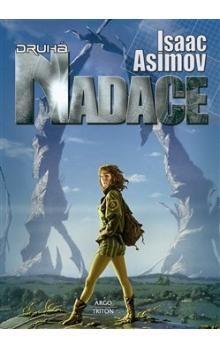 Isaac Asimov: Druhá Nadace cena od 188 Kč