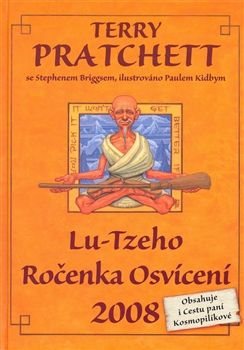 Terry Pratchett: Lu-Tzeho ročenka osvícení 2008 cena od 48 Kč