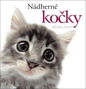 Helen Exley, Pam Brown: Nádherné kočky cena od 199 Kč