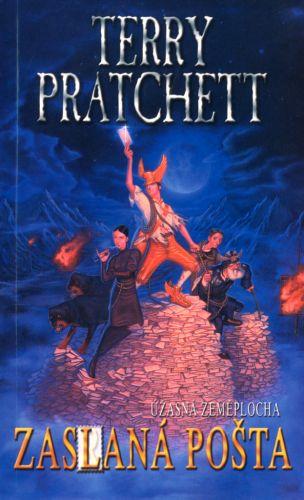 Terry Pratchett: Zaslaná pošta cena od 221 Kč