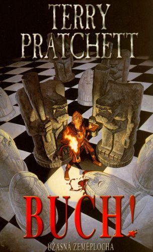 Terry Pratchett, Paul Kidby: Buch! cena od 201 Kč