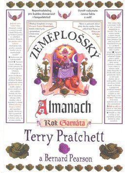 Pearson B., Terry Pratchett: Zeměplošský almanach cena od 258 Kč