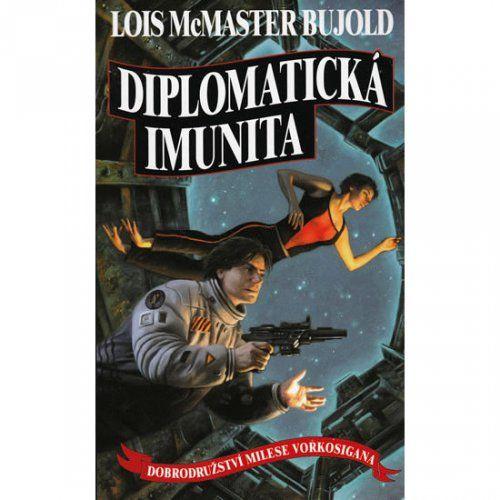 Lois McMaster Bujold: Diplomatická imunita cena od 111 Kč