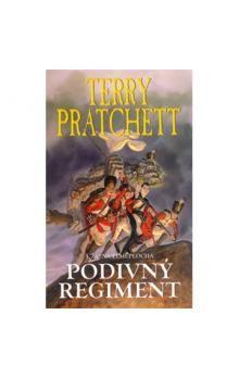 Terry Pratchett: Podivný regiment cena od 226 Kč