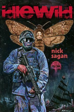 Nick Sagan: Idlewild cena od 152 Kč