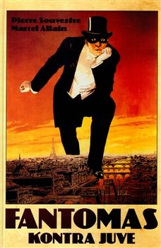 Marcel Allain, Pierre Souvestre: Fantomas cena od 84 Kč