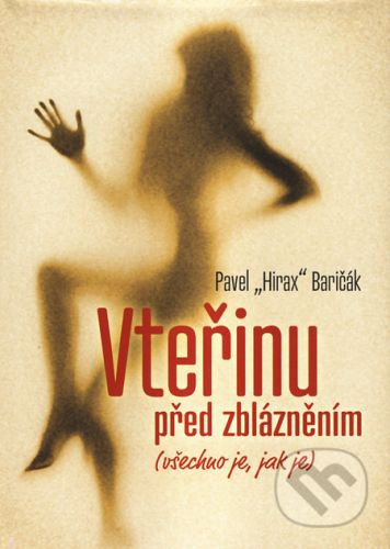 Pavel Hirax Baričák: Vteřinu před zblázněním (všechno je, jak je) cena od 113 Kč