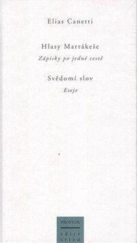 Elias Canetti: Hlasy Marrákeše cena od 228 Kč