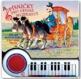 Písničky pro dětské muzikanty cena od 257 Kč