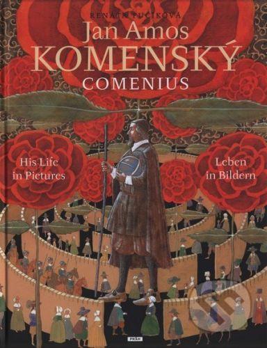 Renáta Fučíková: Jan Amos Komenský cena od 223 Kč