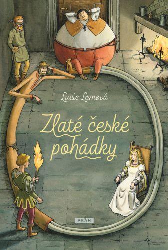Lucie Lomová: Zlaté české pohádky - Komiks podle Karla Jaromíra cena od 158 Kč