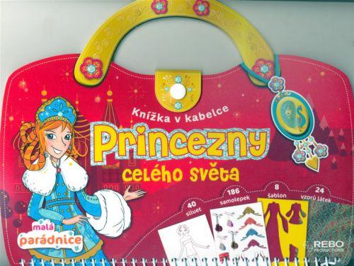 Princezny celého světa cena od 155 Kč